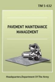 Pavement Maintenance Management