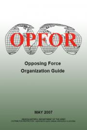 Opposing Force Organization Guide