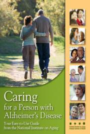Caring for a Person with Alzheimer's Disease
