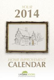 Your 2014 Home Improvement Calendar