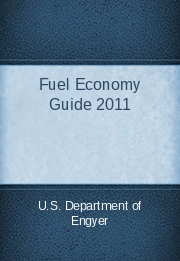 fuel economy guide 2011 by u s department of energy free book rh free ebooks net fuel economy guide 2018 fuel economy guide 2011