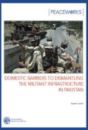 Domestic Barriers to Dismantling the Militant Infrastructure in Pakistan