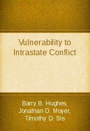 Vulnerability to Intrastate Conflict