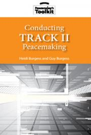Conducting Track II Peace Making
