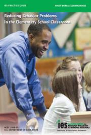 Reducing Behavior Problems in the Elementary School Classroom