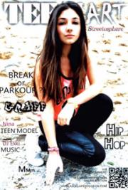 Teen'art  Issue 1:  Streetosphere