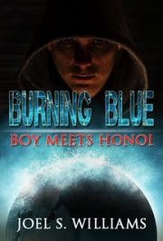 Burning Blue: Boy Meets Honoi