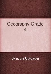 Geography Grade 4