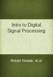 Intro to Digital Signal Processing