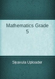 Mathematics Grade 5