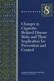 Smoking and Tobacco Control Monograph No. 8