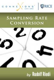 Sampling Rate Conversion