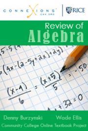 Review of Algebra
