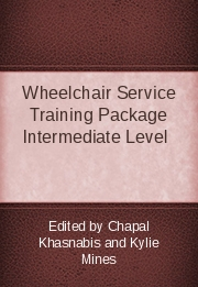 Wheelchair Service Training Package Intermediate Level
