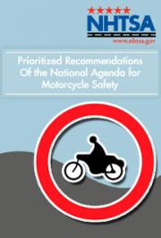 Prioritized Recommendations of the National Agenda for Motorcycle Safety