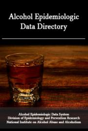 Alcohol Epidemiologic Data Directory