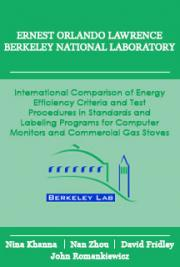 International Comparison of Energy Efficiency Criteria and Test Procedures in Standards and Labeling Programs for Comput