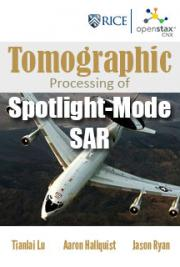 Tomographic Processing of Spotlight-Mode SAR
