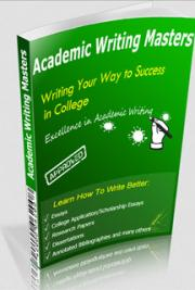 Writing Your Way to Success in College