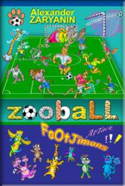 ZooBall. Footjimons Attack!