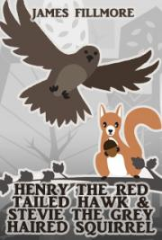 Henry the Red Tailed Hawk & Stevie the Grey Haired Squirrel