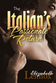 The Italian's Passionate Return, by Elizabeth Lennox: FREE