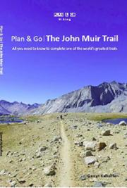 eBook - Plan & Go - The John Muir Trail - All You Need to Know to Complete One of the World's Greatest Trails