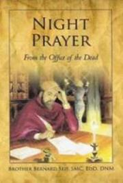 Night Prayer From the Office of the Dead