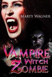 Vampire Witch Zombie