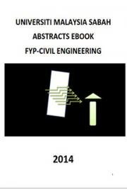 Abstracts eBook 1: FYP - Civil Engineering