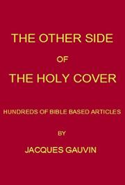 The Other Side Of The Holy Cover