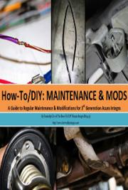 How-To-DIY Maintenance & Mods - A Guide to Maintaining and Modifying Your Honda Integra