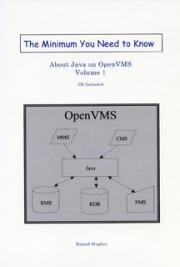 The Minimum You Need to Know About Java on OpenVMS