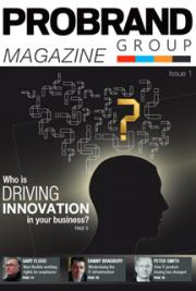 Proband Magazine: Who is Driving Innovation in Your Business?