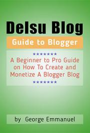 Delsu Blog: Guide to Blogger