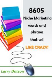 8605 Niche Marketing Words And Phrases That Sell Like Crazy!