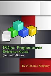 DDgui Programmers Reference Guide