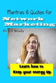 Mantras & Quotes for Network Marketing