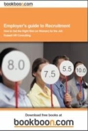 Employer's Guide to Recruitment