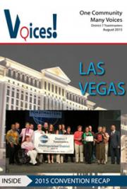 Voices! - August 2015 Issue