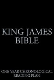 King James Bible, One Year Chronological Reading Plan