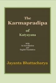 The Karmapradipa of Katyayana