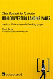 Secret to Create High Converting Landing Pages