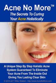 Acne No More Book PDF with Review