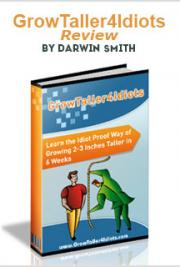 Grow Taller 4 Idiots Book PDF with Review