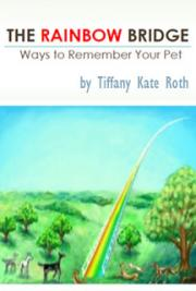 The Rainbow Bridge Ways to Remember Your Pet