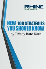 New Job Search Strategies You Should Know