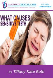 What Causes Sensitive Teeth