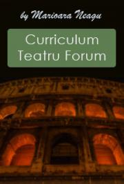 Curriculum Teatru Forum