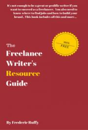 Freelance Writer's Resource Guide